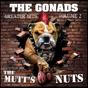 Gonads Greater Hits Vol 2. Photoshop