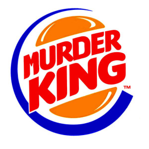 Murder King. Photoshop