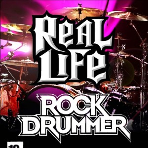 Real Life Rock Drummer PS2. Photoshop