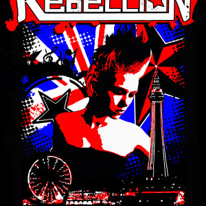 Rebellion 2012. Photoshop