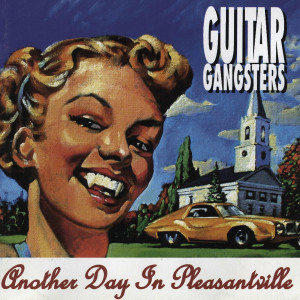 Guitar Gangsters Album Cover. Photoshop