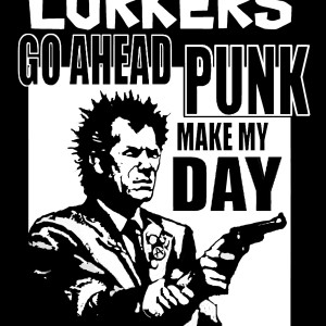 Go Ahead Punk. Photoshop