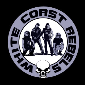 White Coast Rebels T Shirt 2