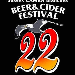 Sussex Beer festival T shirt