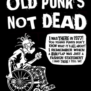 OLD PUNK'S NOT DEAD