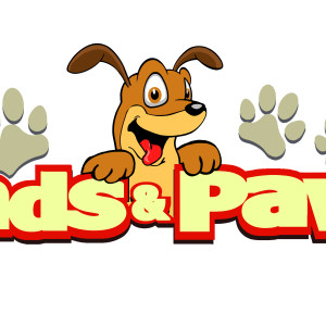 Pads and Paws Red