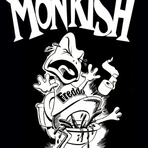 Monkish T shirt